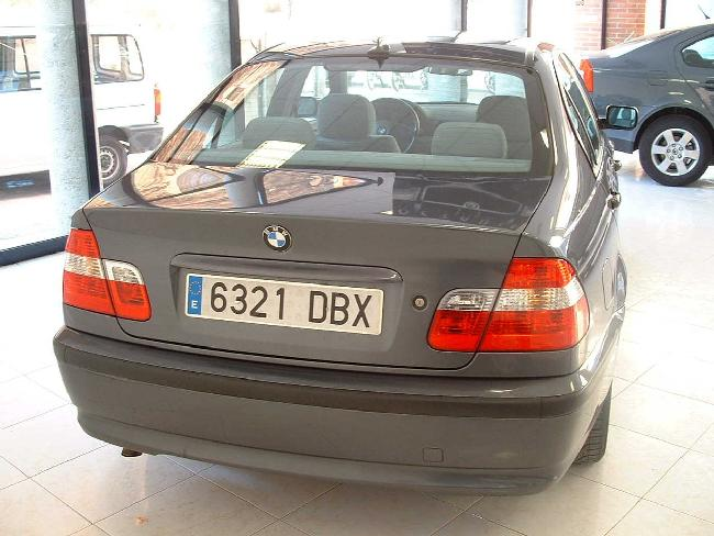BMW 320 d '01