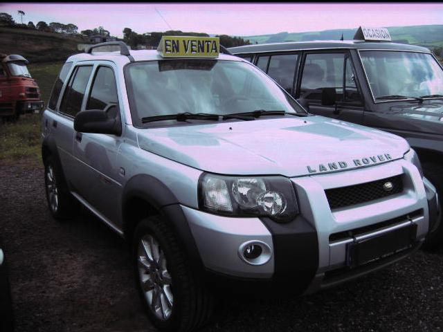 Land Rover FREELANDER 110 '06