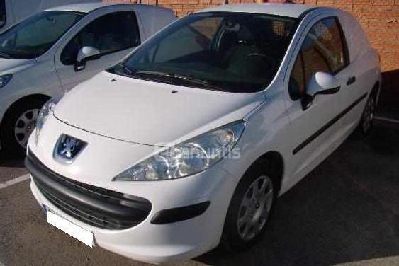 Peugeot 207 + XAD HDI 70 1.4 '09