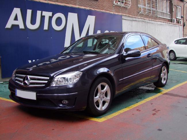 Mercedes CLC 220CDI Aut. '09