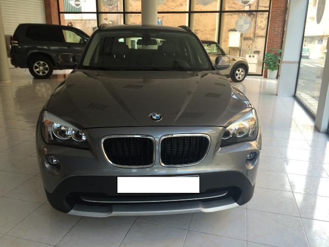 BMW X1 XDRIVE 18D '12