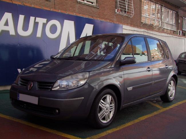 Renault Scenic 1.9DCI Luxe Privilege 130CV '06