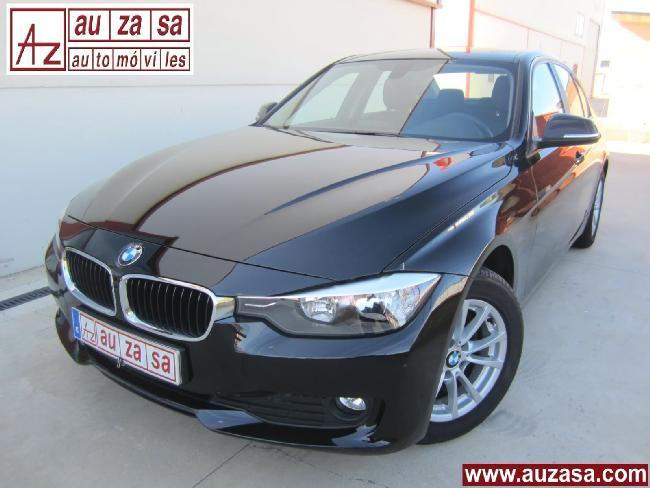 BMW 318D 143cv - RE-ESTRENO -nuevo modelo '13