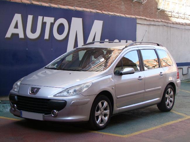 Peugeot 307 Break 1.6HDI XS 110 '06