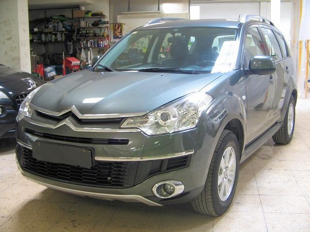 Citroen C-CROSSER 2.2HDI EXCLUSIVE '07