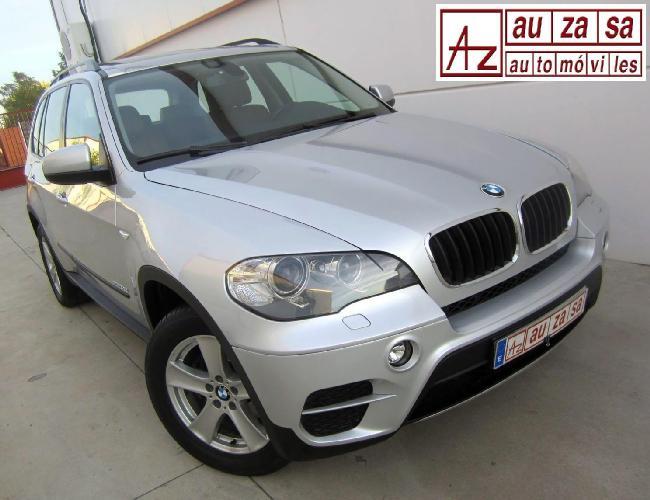 BMW X5 3.0D X-drive AUT -Full Equipe - 7 plazas '11