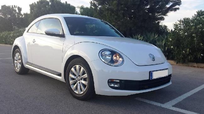 Volkswagen Beetle 1.6 TDI *Solo 29.000 km* '13