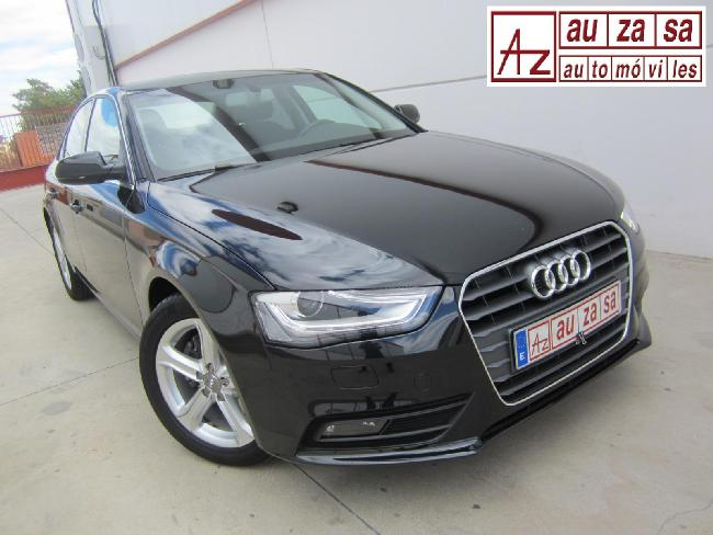 Audi A4  2.0TDI 150 cv DPF - S-LINE - RE-Estreno- '13