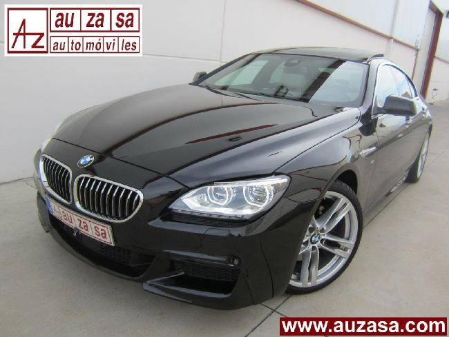 BMW 640D GRAN COUPE - PACK M - 313 cv KM 0 - Full equipe '14