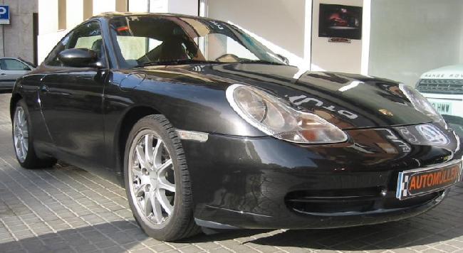 Porsche 911 CARRERA 4 Coup? '01