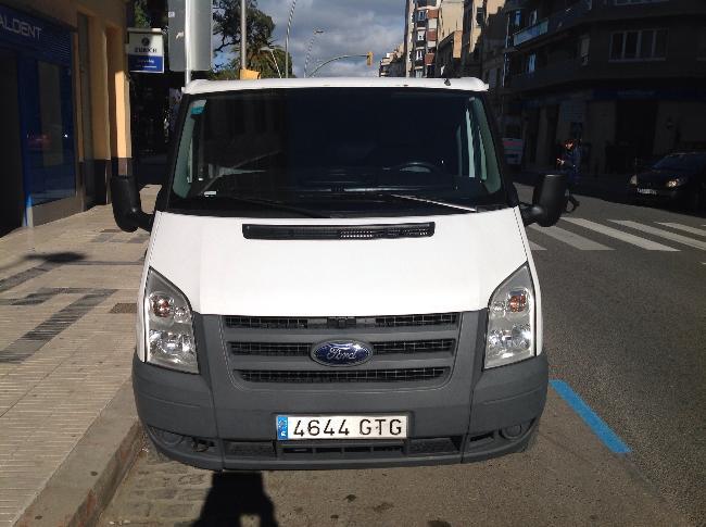 Ford Transit furgon 115cv 330M larga '10