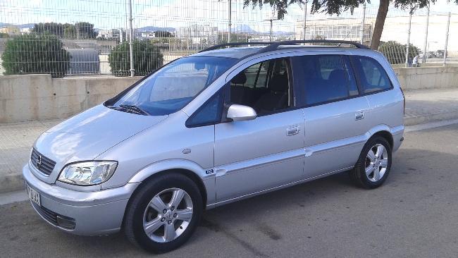 Opel zafira  2.2 dti '05