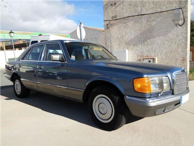 Mercedes 500 Se '88