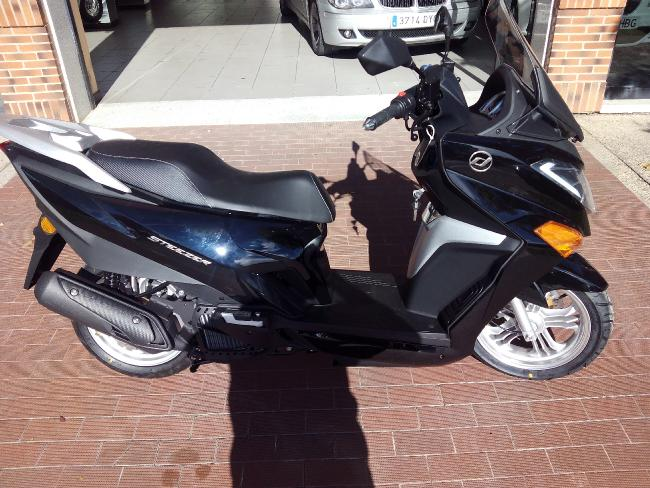 Abarth Daelin Steexer 125 cc '16