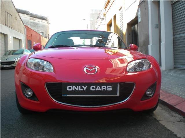 Mazda Mx-5 Roadster Coupe 1.8 Active Capota Rigida Electrica '10