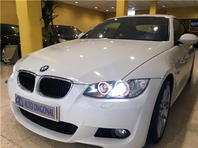 BMW 320 Diesel/mod 09 Nac/1due?o/libro/equipo + Ll M/xenon '09