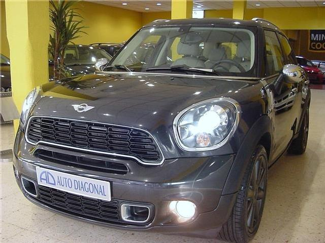 Mini Cooper Sd Countryman All4/nac/1due?o/libro/ll 18 Mini/gps/cuero/xenon '12
