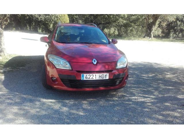 Renault Megane Sport Tourer Familiar '11