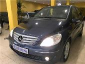 Mercedes B 200 Cdi 140cv/nacional/aut 7g/1dueño/clima Dual/ll 16