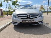 Mercedes B 180 180cdi Be 7g-dct Navi,bixenon,techo,piel Mixta