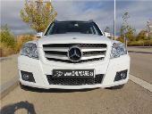 Mercedes Glk 220 Cdi Be 4m Edition 1  Aut. Piel Techo