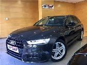 Audi A6 Avant 2.0tdi Ultra Black Line Ed. Q. S-t 190 Black