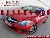 Mercedes CLASE E COUPE 220CDI BlueEfficiency 7G-TRONIC ( AUT) 2015