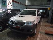 Toyota Hilux 2.5d-4d Cabina Doble Gx 4x4. Iva Deducible .