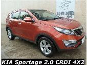 Kia Sportage 2.0crdi Drive 4x2