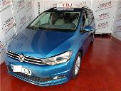 Volkswagen Touran 1.6 Tdi Cr Bmt Advance 110 Cv