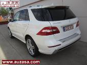 Mercedes ML 350 CDI 4Matic AUT 9G-Tronic - PACK AMG -Full Equipe -