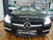 Mercedes Slk 200 Be Navi,piel,xenon,