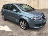 Seat ALTEA 2.0 TDI SPOR-UP DSG LIBRO REVISIONES