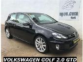 Volkswagen Golf 2.0tdi Cr Gtd