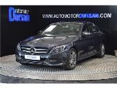 Mercedes C 220 C220 Bluetec   Navegacion   Sensores De Parking