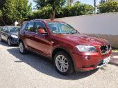 BMW X3 xDrive 20d*Automático*4x4*82.000 km*