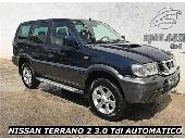 Nissan Terrano 3.0 Di Luxury Aut.