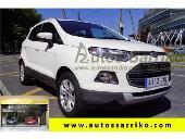 Ford Ecosport 1.0 Ecoboost Titanium 125