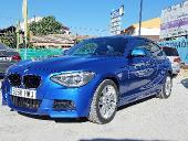 BMW 116 D M paquet*GPS*Xénon*Piel alcantara*
