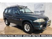 Ssangyong Musso 2.9 Tdi Grand Luxe