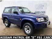 Nissan Patrol Gr S