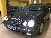 Mercedes E 240 Elegance/nac/1dueño/auto/libro Rev/clima /ll