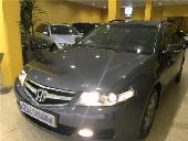 Honda Accord Tourer 2.2i-ctdi/nac/libro/clima/cuero/parktronic