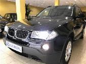 BMW X3 2.0d/nac/1 Dueño/sport/techo Pan/cuero /ll