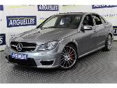 Mercedes C 63 Amg Performance 487cv Full Equipe