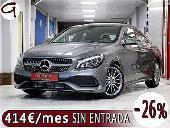 Mercedes Cla 200 D 7g-dct 136cv Navi  Amg Line 34900 Financiado