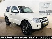 Mitsubishi Montero 3.2di-d M-pro