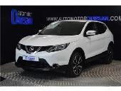 Nissan Qashqai Qashqai 1.6dci 4wd  Bluetooth  Star&stop  Llantas