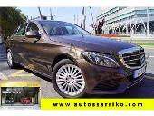 Mercedes C 220 Bluetec 7g Plus