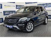 Mercedes Ml 350 4matic 258cv Muy Equipado